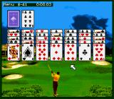 Super Solitaire SNES Golf