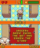 Family Guy: Stewie's Arsenal J2ME Let's cause some mayhem in the shopping mall!