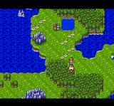 Super Chinese World 2: Uchū Ichibuto Daikai SNES Random encounter on the map