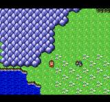 Super Chinese World 3 SNES On the first island