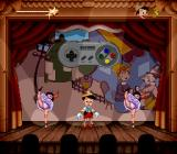 Pinocchio SNES A round of Simon says