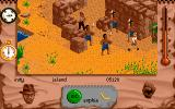 Indiana Jones and The Fate of Atlantis: The Action Game DOS Level 5 - What's in here?