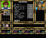 Rune Master MSX Weapon shop