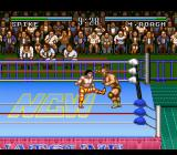 Natsume Championship Wrestling SNES Kicking down below ...