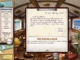 Agatha Christie: Peril at End House Windows One of many letters found in the game, this time found in Challenger's yacht