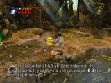 LEGO Indiana Jones: The Original Adventures Windows Sometimes you have to dig up items before you can use them.