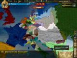 Europa Universalis III: Napoleon's Ambition Windows The political map of Europe 1796.