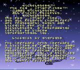 The Ren & Stimpy Show: Buckeroo$! SNES Copyright notice