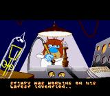 The Ren & Stimpy Show: Buckeroo$! SNES Scene from intro