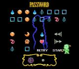 Whirlo SNES Entering a very long password