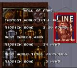 Riddick Bowe Boxing SNES Riddick Rowe - the best boxer of all times?