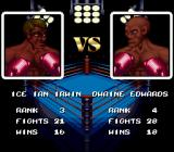Riddick Bowe Boxing SNES Another exhibition match