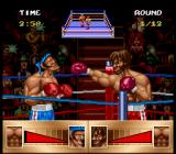 Riddick Bowe Boxing SNES High punch