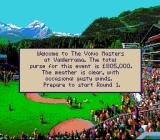 PGA European Tour SNES Welcome to Valderrama