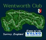 PGA European Tour SNES Wentworth in England