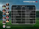 Tiger Woods PGA Tour 08 Windows Overall player stats