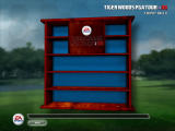 Tiger Woods PGA Tour 08 Windows Trophy Balls screen