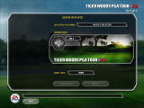 Tiger Woods PGA Tour 08 Windows You can save and view your own replays.