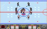 NHL Hockey   DOS Opening face-off