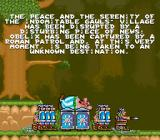 Astérix SNES The Romans have taken Obelix? How is this possible?