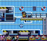 Sink or Swim SNES Winter level