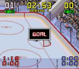 Super Slap Shot SNES USA scores