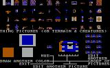 Stuart Smith's Adventure Construction Set DOS The graphic editor