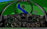 P-80 Shooting Star Tour Of Duty DOS I have been credited with an aerial victory. (EGA)