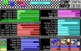 Stunt Driver DOS Few People Knew About the Built-in Config Editor!
