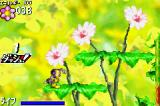 Pinobee: Wings of Adventure Game Boy Advance This world has lots of flowers.