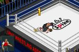 Fire Pro Wrestling Game Boy Advance I am pinned down; the countdown begins.