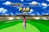 JGTO Kounin Golf Master: Japan Golf Tour Game Game Boy Advance Par, not bad