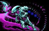 Obliterator DOS Starting a new game (EGA/Tandy)