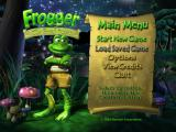 Frogger: The Great Quest Windows Options screen