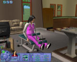 The Sims: Life Stories Windows Health is very important thing