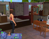 The Sims: Life Stories Windows Dancing alone