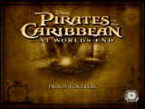 Disney Pirates of the Caribbean: At World's End Windows Level loading screen