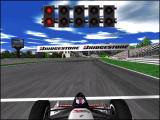 Monaco Grand Prix Racing Simulation 2 Windows When it's green, race starts