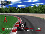 Monaco Grand Prix Racing Simulation 2 Windows Driving wrong way gets you a penalty