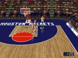 NBA Live 96 DOS If opponent scores, you have to start from here