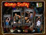 NBA Live 97 DOS Main menu
