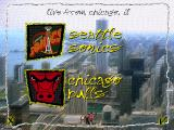 NBA Live 97 DOS Seattle Sonics vs. Chicago Bulls