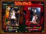 NBA Live 97 DOS Team starters