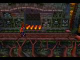 Crash Bandicoot PlayStation Aztec level
