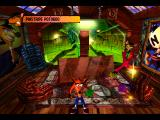 Crash Bandicoot PlayStation Pinstripe Potoroo