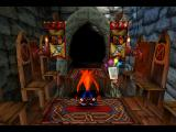 Crash Bandicoot PlayStation Castle