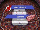 NHL 96 DOS New Jersey Devils vs. Detroit Red Wings