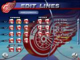 NHL 96 DOS Editing lines