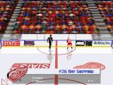 NHL 96 DOS Ray Sheppard gets 2 minute penalty