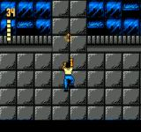 The Ultimate Stuntman NES Climb the building